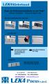 LEKA Qualitäts Klebegewichte Poster