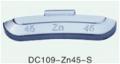 LEKA Qualitäts Schlaggewicht für Stahlfelgen 45g
