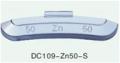 LEKA Qualitäts Schlaggewicht für Stahlfelgen 50g